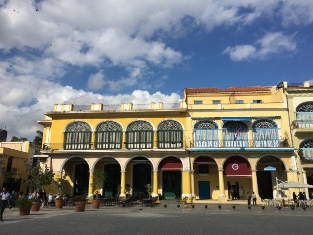 Cuba - plaza vieja